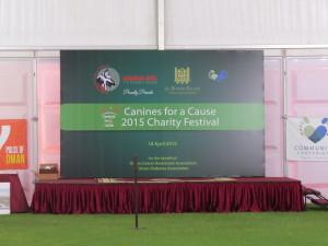 Canadian Jebel k9 event