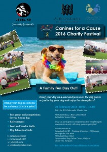 Canines For a Cause 2016