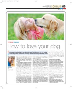how to love your dog